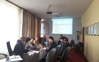Local Consultancy Meeting University of Sarajevo