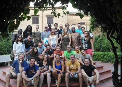 """International training course """"Inclusive Sport"""" – Palermo (Italy)"""