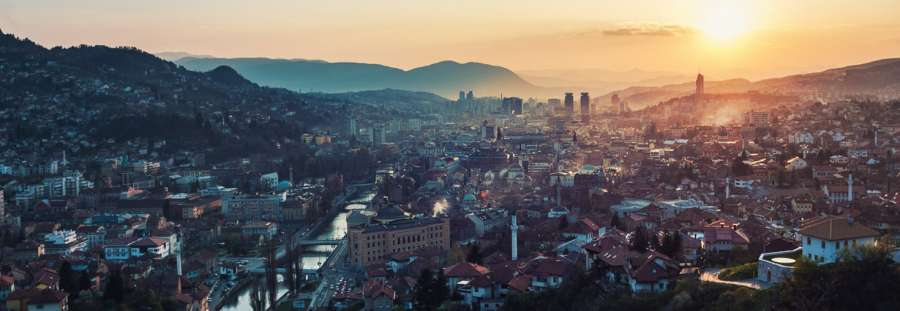 WELCOME TO SARAJEVO, a Place Close to Heart
