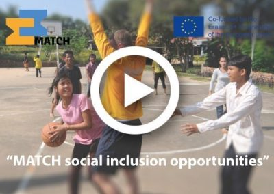 Local Training Courses – Coaching sport in social inclusion